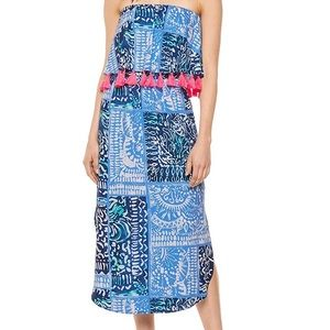 Lilly Pulitzer Meridian Midi Dress